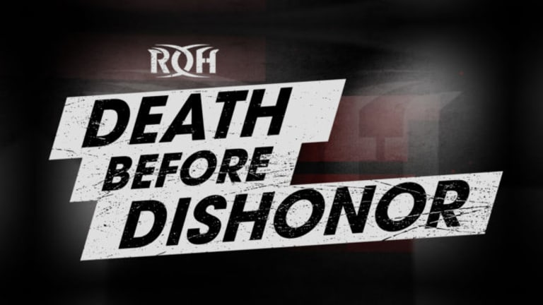 Important Update: ROH Death Before Dishonor PPV Event