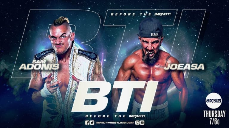 Impact Wrestling Preview 8.12.21