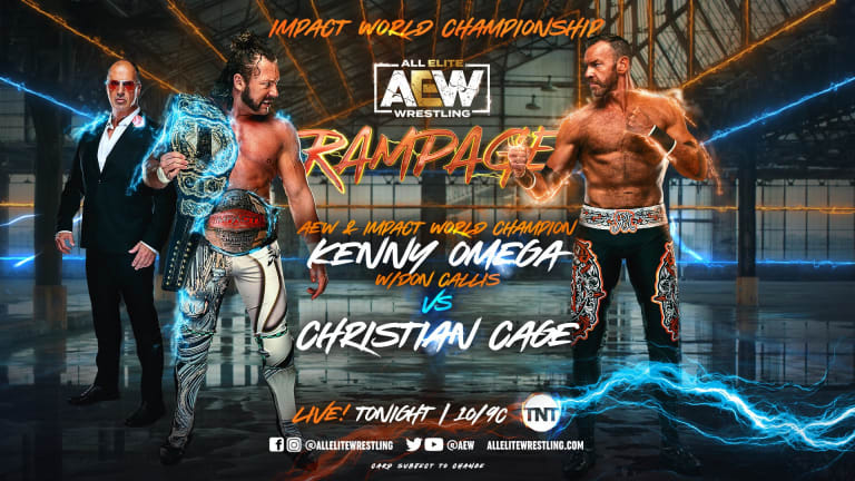 AEW Rampage Preview 8.13.21