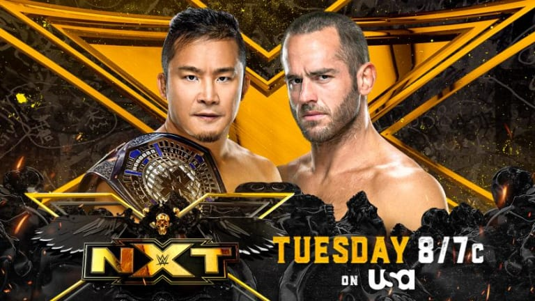 WWE NXT: Title Tuesday Preview 8.17.21