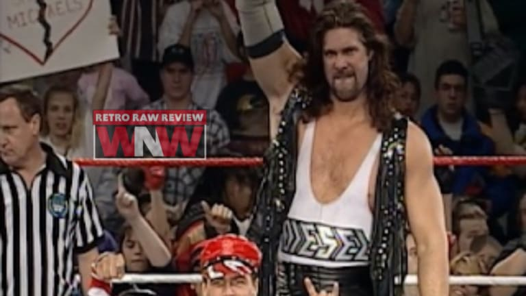 WNW Retro Review First Watch: RAW February 5th, 1996