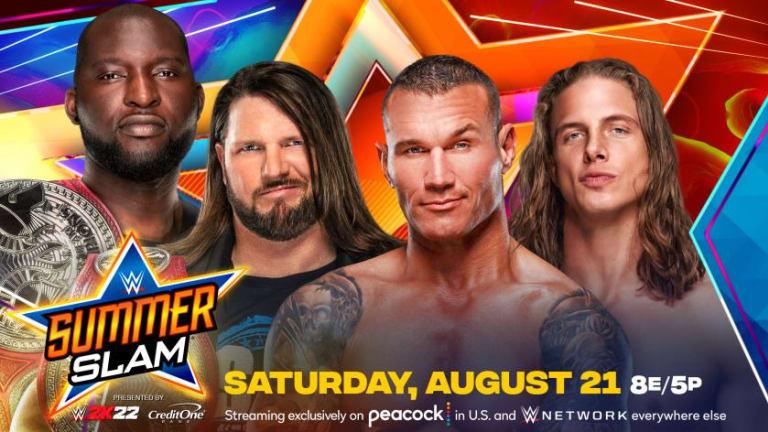 WWE SummerSlam 2021 Preview 8.21.21