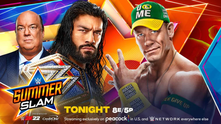 WWE SummerSlam 2021 LIVE coverage and commentary
