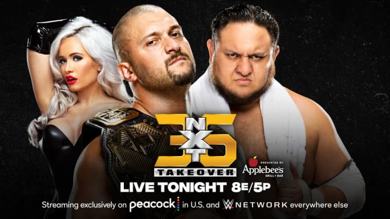 WWE NXT TakeOver 36 LIVE coverage and commentary