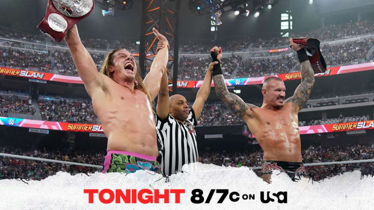 WWE Monday Night RAW Preview: SummerSlam Fallout 8.23.21