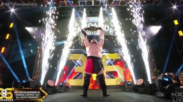 Who Should Challenge Samoa Joe For The NXT Championship?