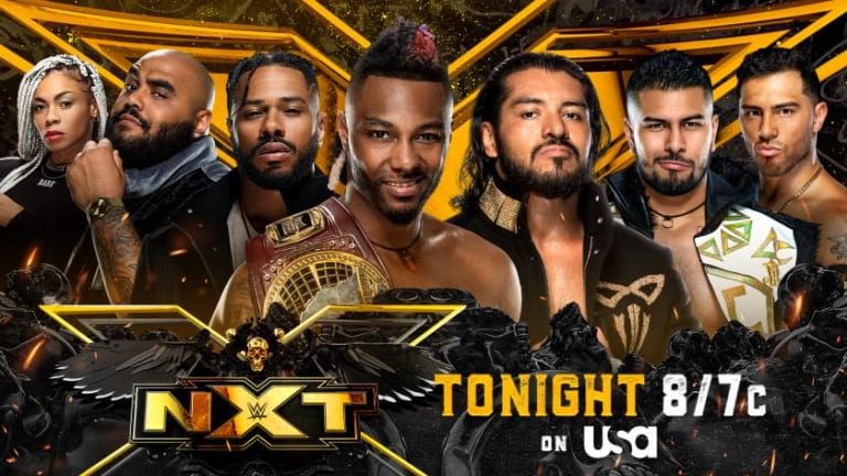 WWE NXT Preview: NXT TakeOver 36 Fallout 8.24.21