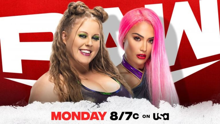 WWE Monday Night RAW Preview 8.30.21
