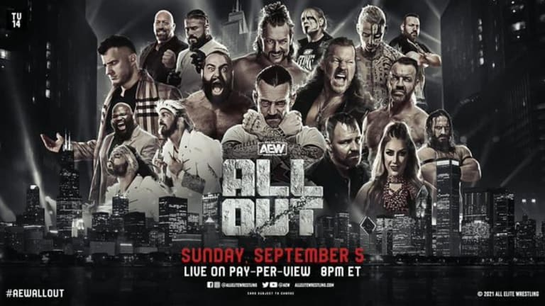 AEW All Out Coming to a Select Theater Near You