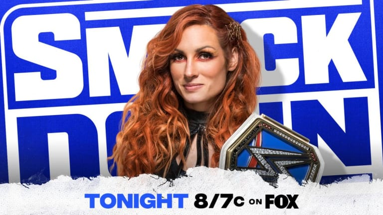 WWE SmackDown LIVE coverage and commentary (08.27.21)