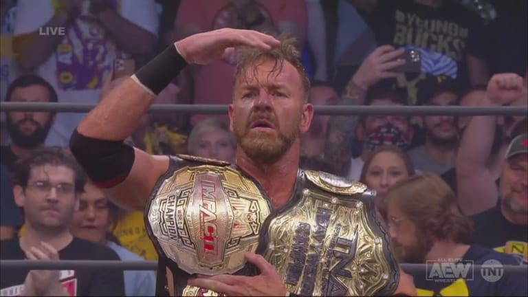 Christian Cage: IMPACT Talent Showcase
