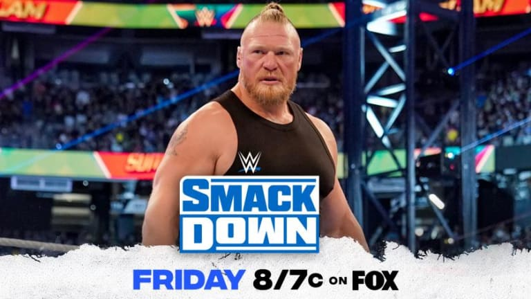 WWE Super SmackDown Preview 9.10.21