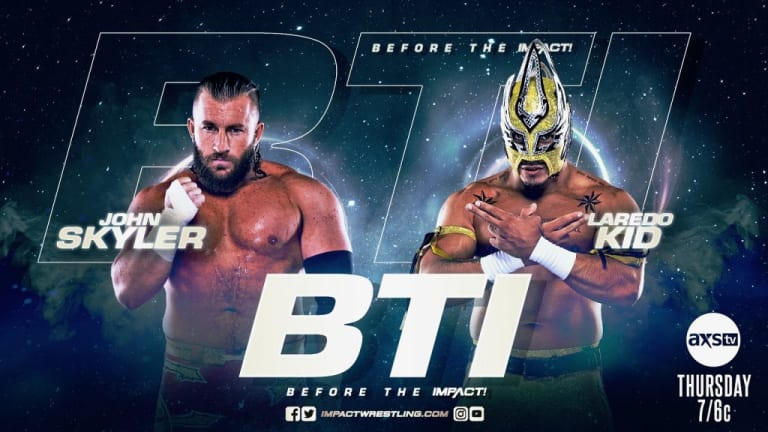 Impact Wrestling Preview 9.9.21