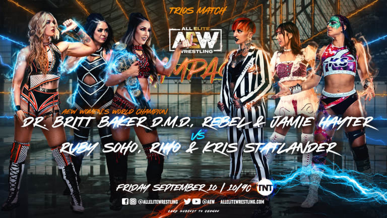 AEW Rampage Preview 9.10.21