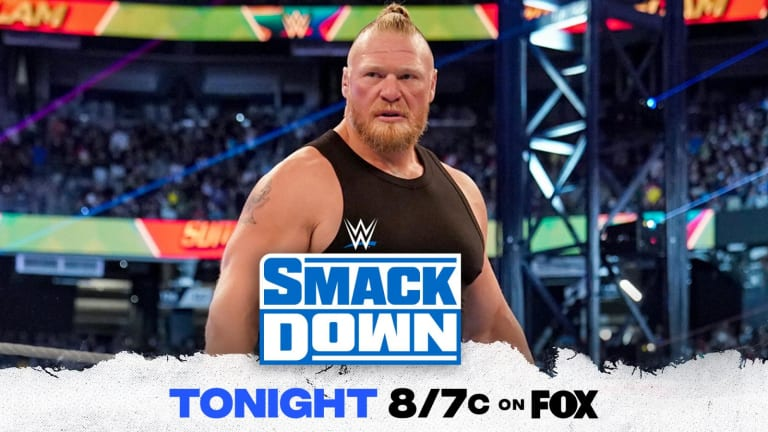 WWE SmackDown LIVE coverage and commentary (09.10.21)