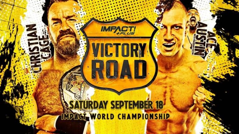 Impact Wrestling Victory Road Results & Recap