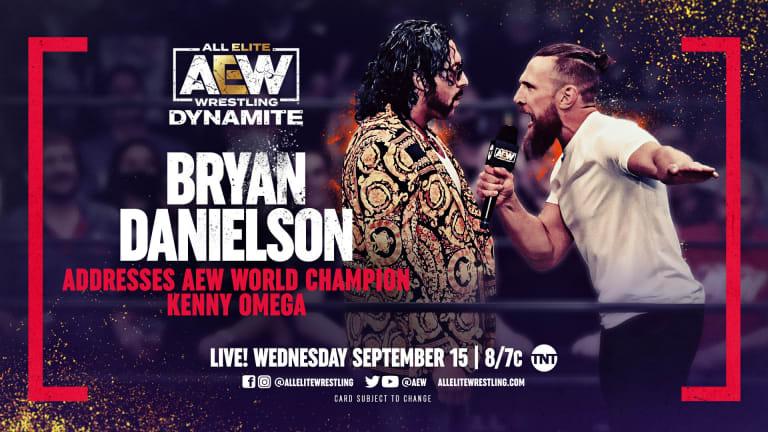AEW Dynamite Preview 9/15/21