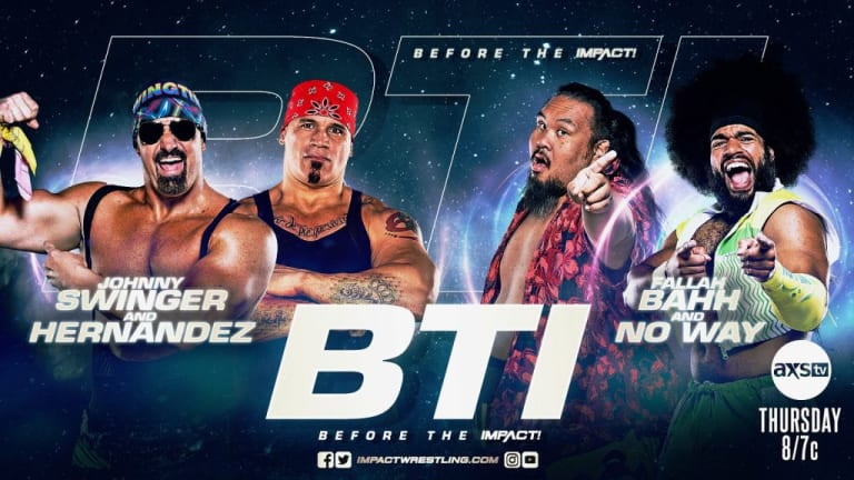 Impact Wrestling Preview: Victory Road Go Home Show 9.16.21