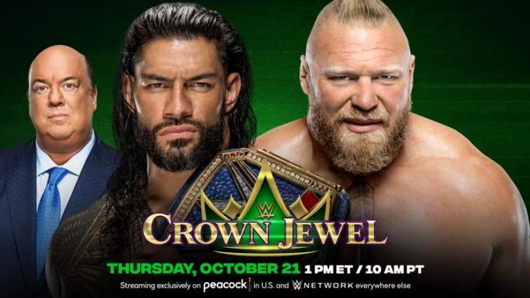 Roman Reigns vs Brock Lesnar In Saudi Arabia Next Month