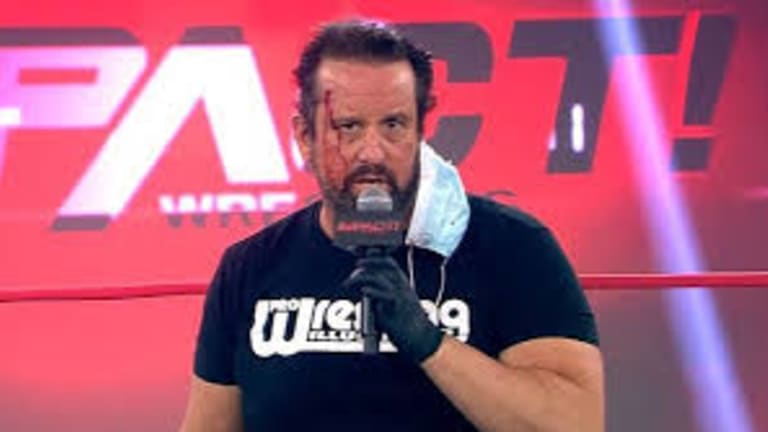 *BREAKING NEWS* Tommy Dreamer Has Been Indefinitely Suspended From Impact Wrestling