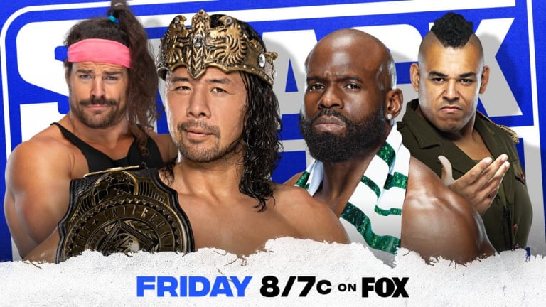 WWE Friday Night SmackDown Preview: Extreme Rules Go Home Show 9.24.21