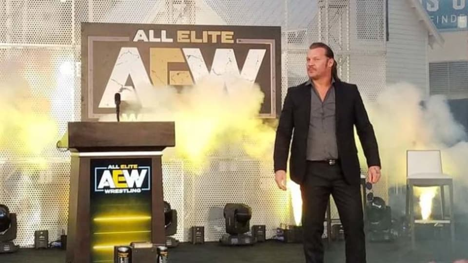 Exclusive News: Details on Jericho's AEW Contract, Does AEW Have a TV Deal In The Works?