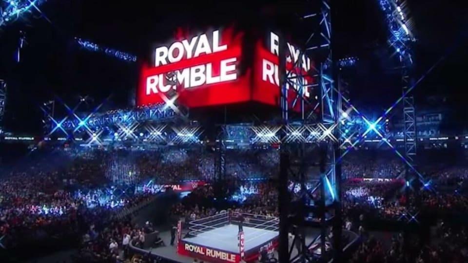 WNW Interactive Fantasy Booking: 2021 Men's Royal Rumble