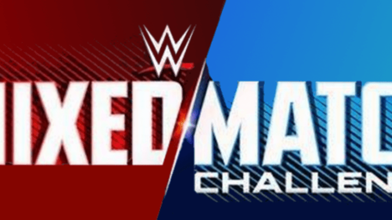 WWE Mixed Match Challenge Results (11.13.18)