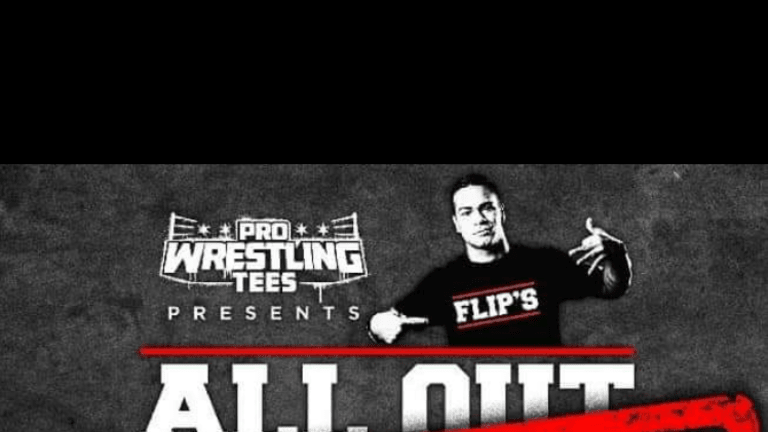 Flip Gordon's ALL OUT Party Sold Out
