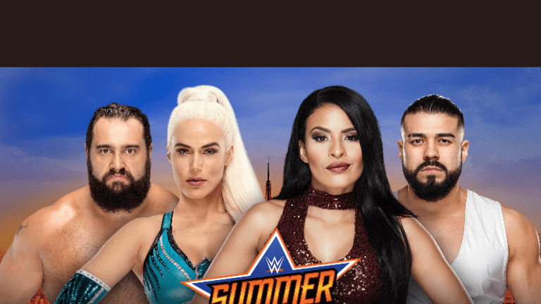 Match Set For SummerSlam Kickoff Show