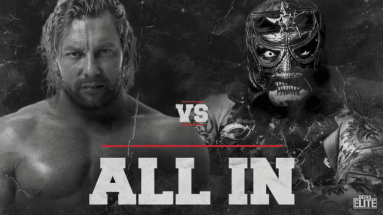 Huge Match Set For ALL IN