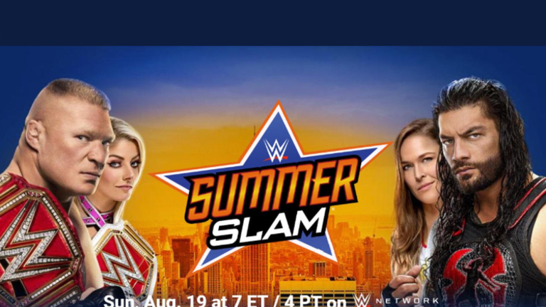 SummerSlam 2018 Betting Odds And Favorites