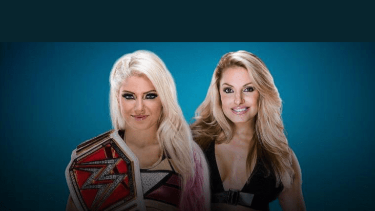 First Match Set For Evolution Pay-Per-View