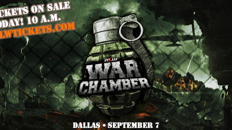 MLW War Chamber Match Announced