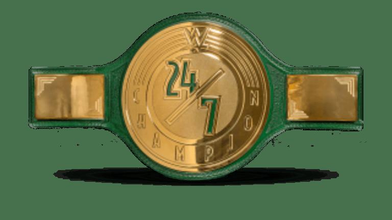 Drake Maverick Captures 24/7 Championship