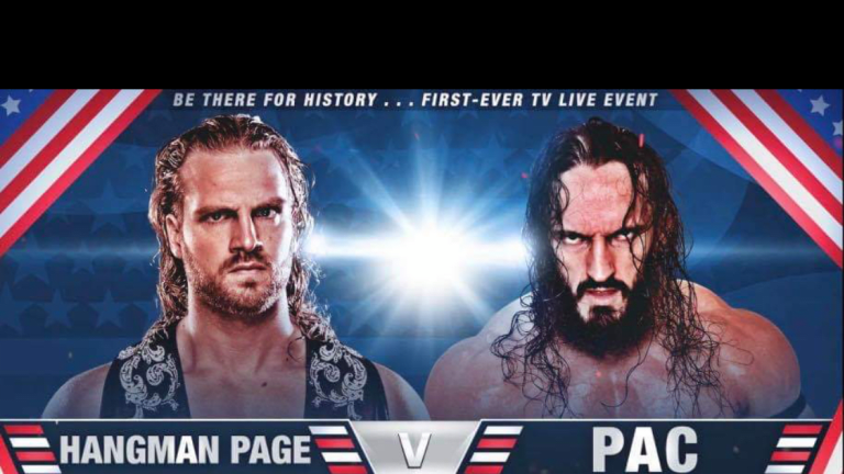 Major Match Set For AEW's Dynamite For Week One
