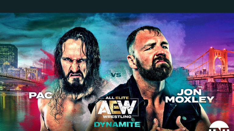Tonight's AEW Dynamite Preview (10/23/19)- Moxley vs PAC