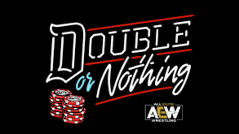 Double Or Nothing Match Card