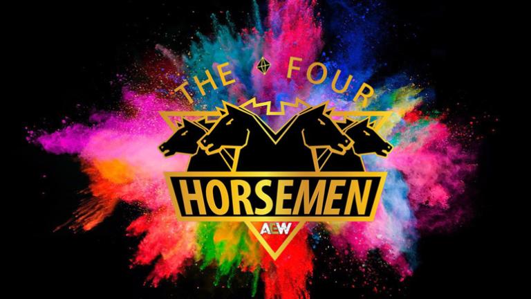AEW Fantasy Booking:  The New Four Horsemen