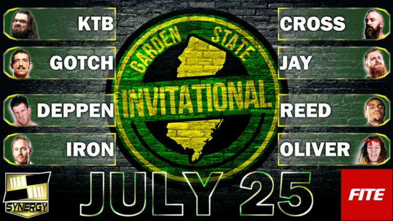 Synergy Pro Wrestling Garden State Invitational 2020 LIVE Coverage & Results
