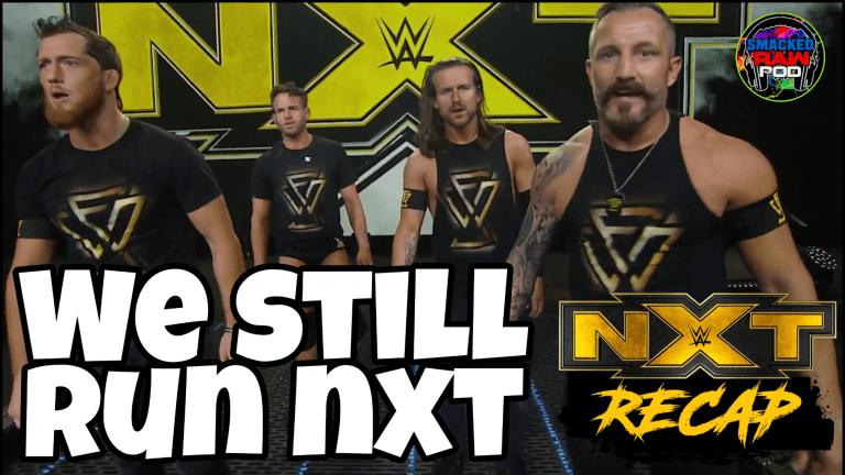 Undisputed Era Still Runs NXT! | NXT Recap 7.29.20