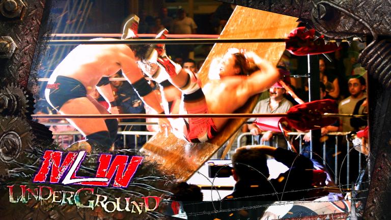 MLW Underground | Ep. 5: Satoshi Kojima vs. Vampiro | Mike Awesome vs. Jerry Lynn