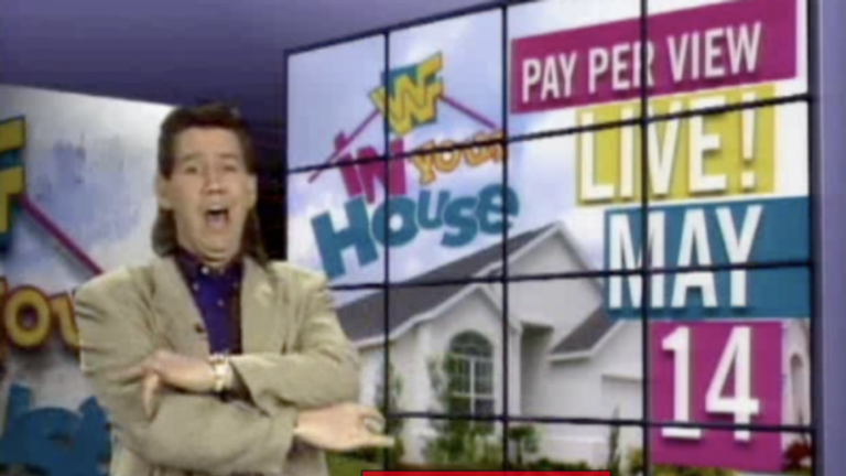 WNW Retro Review First Watch: In Your House Go Home Show(May 8th, 1995)