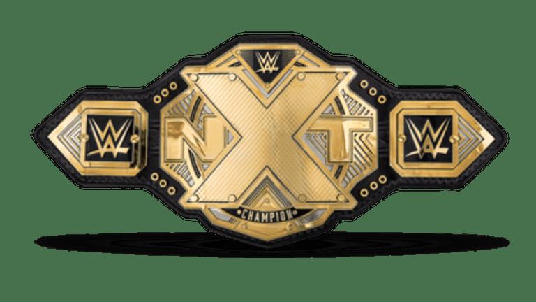 Top 5 Future NXT Champions