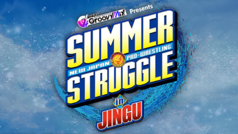 NJPW Summer Struggle In Jingu Results (8/29/20)