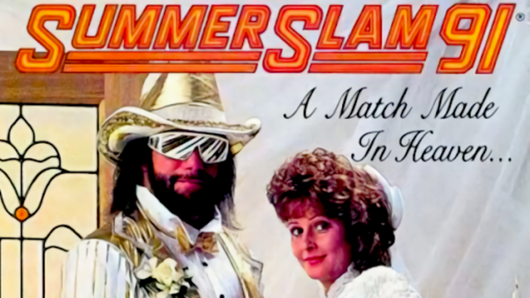 SummerSlam 91: A Review Made In Heaven