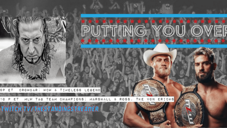 Putting You Over | Crowbar & Marshall & Ross Von Erich, MLW Tag Team Champions