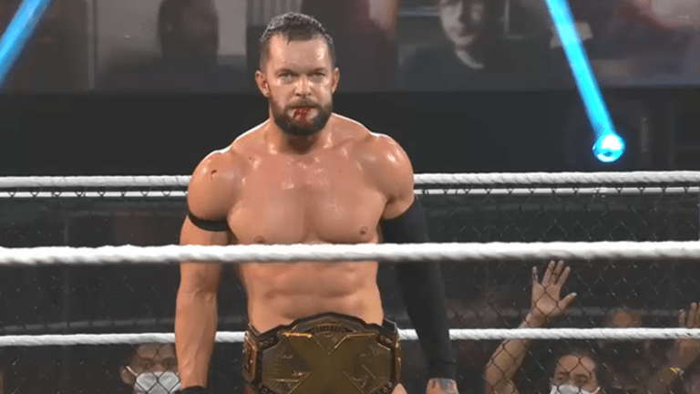 Finn Balor Suffers Broken Jaw At NXT TakeOver 31