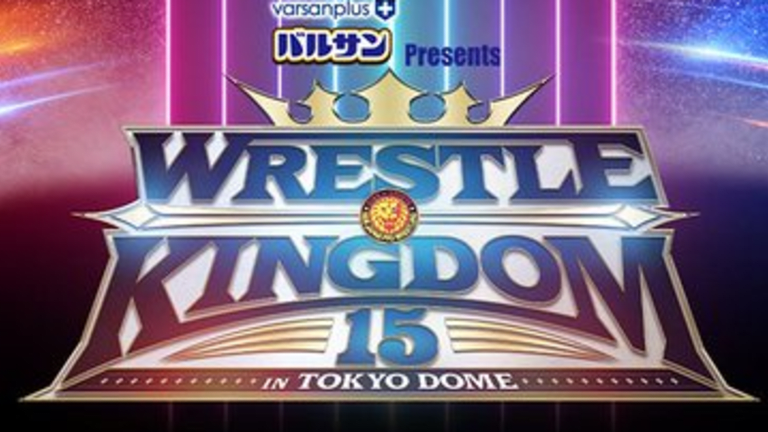 Three Matches Announced for Wrestle Kingdom 15