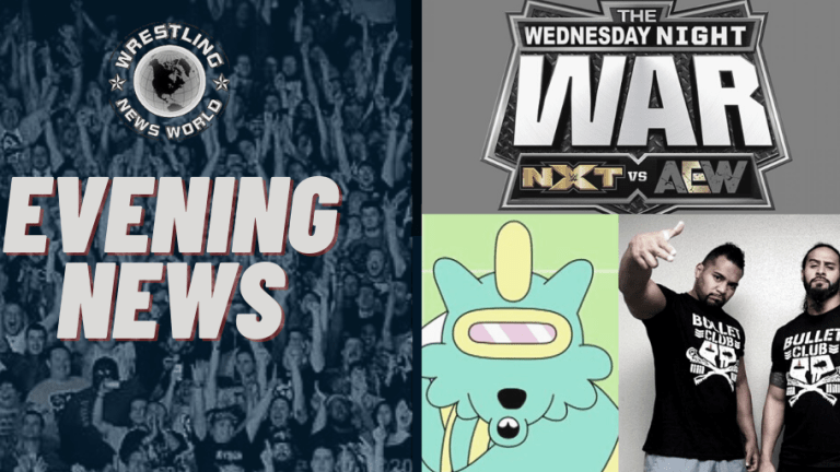 Evening News | G.O.D v FTR? | Canon Wulf Is Back | NXT's Incoming Class
